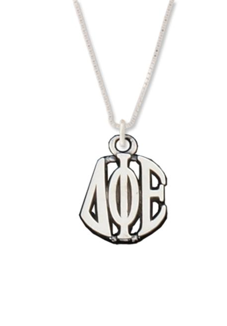 DPhiE Designs Gifts - Monogram Letters Necklace